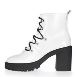 Topshop hiker boots
